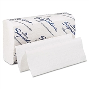 Georgia Pacific ® Professional Signature ® Two-Ply Folded Paper Towels