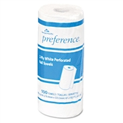 Georgia Pacific ® Professional Pacific Blue Select ™ Two-Ply Perforated Paper Towel Rolls