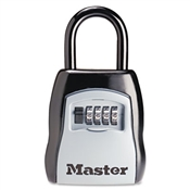 Master Lock® Portable SafeSpace® Key Storage Lock Box