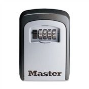 Master Lock® Wall Mounted SafeSpace® Key Storage Lock Box