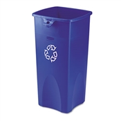 Rubbermaid® Commercial Configure™ Indoor Recycling Waste Receptacle