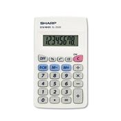Sharp® EL233SB Pocket Calculator