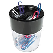 Universal ® Round Magnetic Clip Dispenser