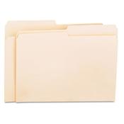 Universal® Top Tab Manila File Folders