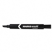 Marks-A-Lot® Large Chisel Tip Permanent Marker