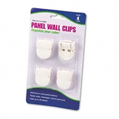 Advantus® Wall Clips for Fabric Panels