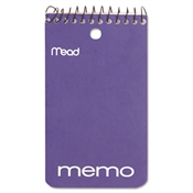 Mead Memo Book