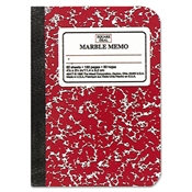 Mead Square Deal Colored Memo Book