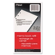 Mead Memo Book Refill