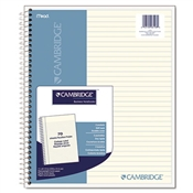 Mead Cambridge Premium Wirebound Legal Pad