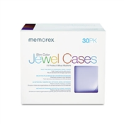 Memorex® Slim CD Cases