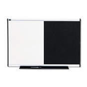 Quartet® Prestige® Total Erase® Combination Marker/Bulletin Board
