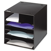 Safco® Steel Desktop Sorter