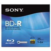 Sony® BD-R Recordable Discs
