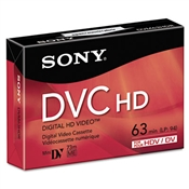 Sony® HD DVC Camcorder Video Tape