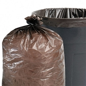 Stout® Total Recycled Content Trash Bags