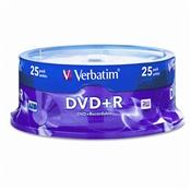 Verbatim ® DVD+R Recordable Disc
