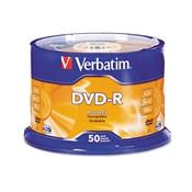Verbatim ® DVD-R Recordable Disc