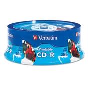 Verbatim ® CD-R Printable Recordable Disc