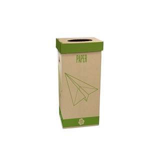 Pratt Corrugated Recylcing Center Box