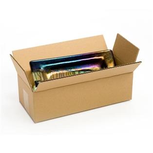 Pratt Recycled Corrugated Cardboard Long Box