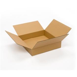 Pratt Recycled Large Corrugated Cardboard Box