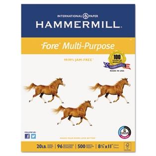 Hammermill® Fore® Multipurpose Print Paper
