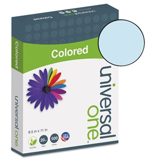 Universal® Deluxe Colored Paper