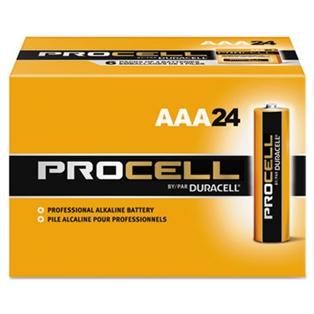 Duracell® Procell® Alkaline Batteries
