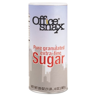 Office Snax® Sugar Canister