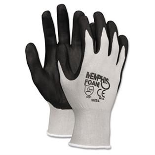 MCR™ Safety Economy Foam Nitrile Gloves