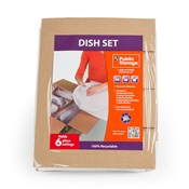 Dish & Glass Packs