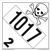 Pratt Poison / Toxic Gas