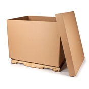 Pratt Gaylord Corrugated Box