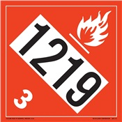 Pratt Flammable Liquid
