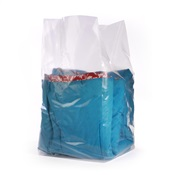 Pratt Poly Bags Gusseted