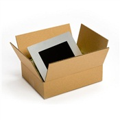 1338c8018bc Pratt Recycled Small Corrugated Cardboard Box