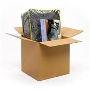 Pratt Recycled Medium Corrugated Cardboard Box