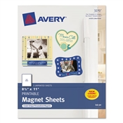 Avery ® Printable Magnet Sheets