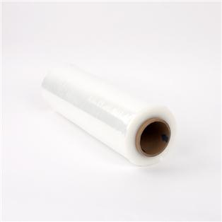 Clear Pallet Packing Plastic Wrap Ultra-High Performance Machine Stretch Film Roll 19.7 Inch x 5500 Feet x 63 Gauge 40 Rolls